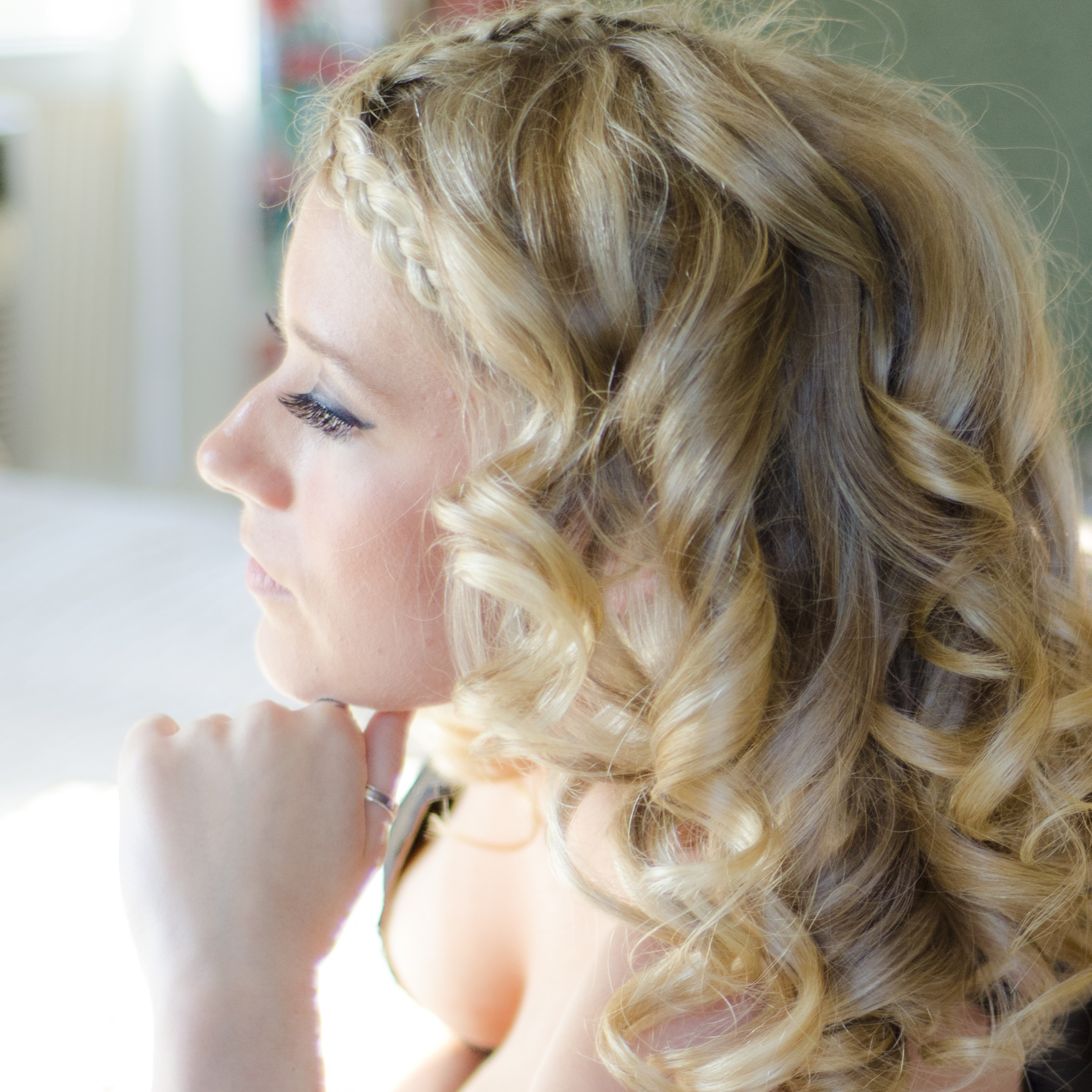 curls, wedding hair, hairdresser